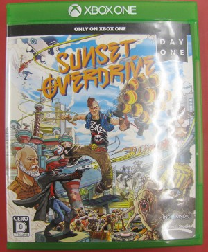 XBOX ONE Sunset Overdrive | ハードオフ三河安城店