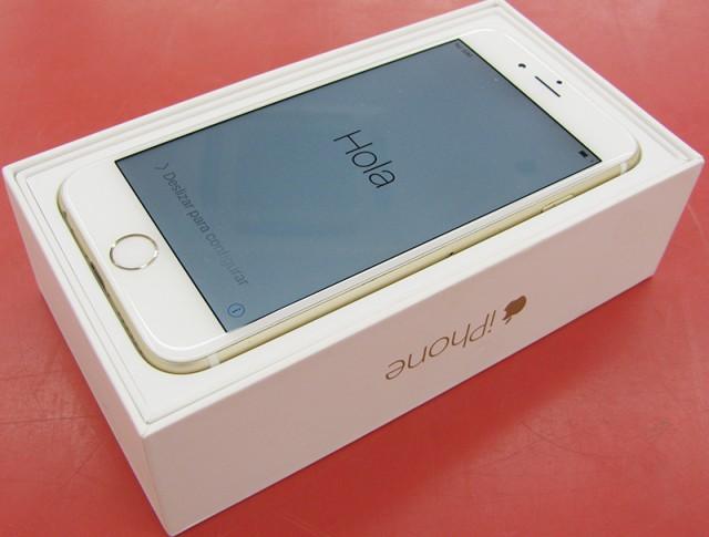 SoftBank iPhone6 MG4E2J/A 128GB| ハードオフ三河安城店