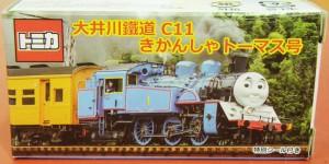 大井川鐵道限定トミカ C11 きかんしゃトーマス| ハードオフ安城店