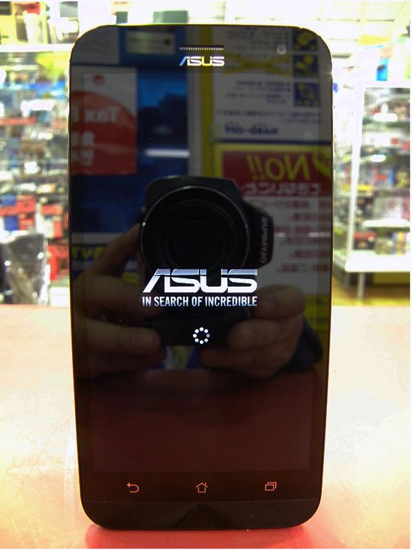 ASUS スマホ Zenfone Z00ED| ハードオフ安城店