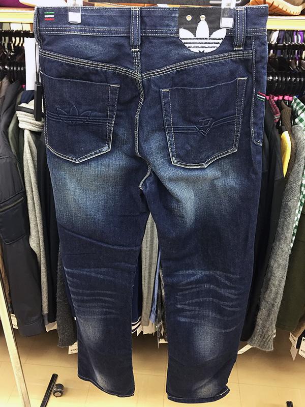 DIESEL × Adidas コラボデニム 入荷☆| オフハウス三河安城店