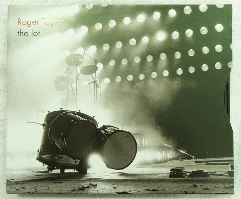 CD  Roger Taylor「 Lot  Box set 」| ハードオフ安城店