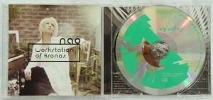 CD 「workstation of Kronos.」  nao| ハードオフ安城店