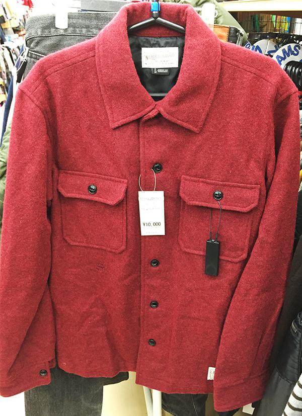 NEIGHBORHOOD の ウールジャケット | オフハウス三河安城店