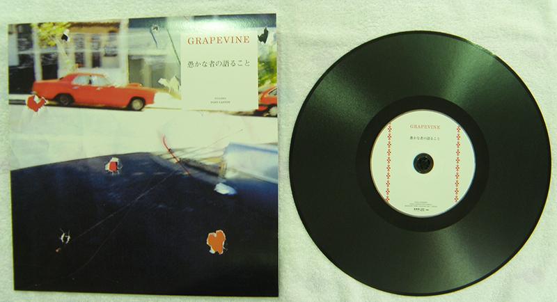 CD GRAPEVINE / 愚かな者の語ること| ハードオフ安城店