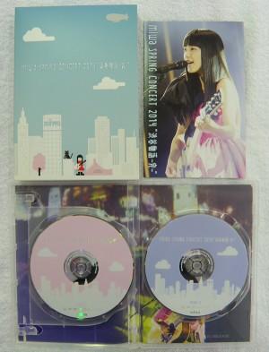 "DVD miwa spring concert 2014 ""渋谷物語 ~完~""| ハードオフ安城店"