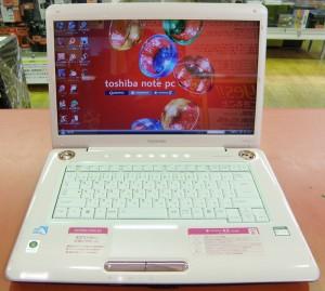 TOSHIBA ノートパソコン PAAX53JLPPK| ハードオフ安城店