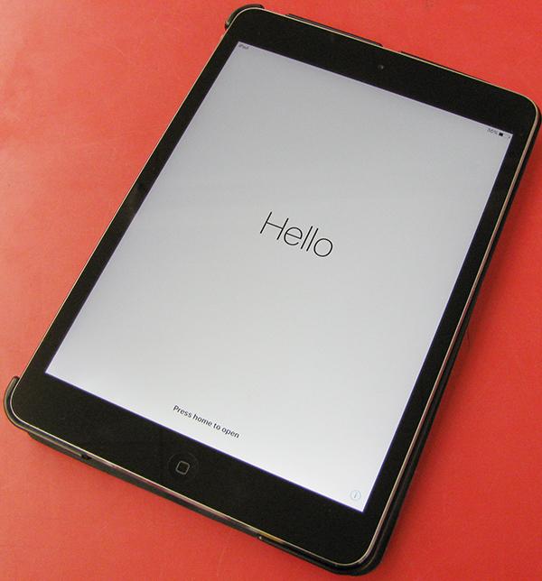 Apple iPad mini2 ME276J/A(16GB)| ハードオフ三河安城店