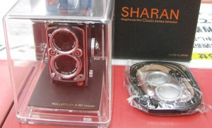 MegaHouse  SHARAN二眼レフカメラ模型 2.8Fモデル| ハードオフ三河安城店