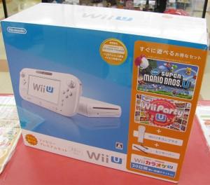 Nintendo WiiUファミリープレミアムセット WUP-001| ハードオフ三河安城店