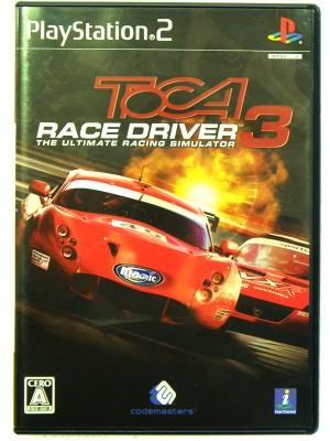 PS2 TOCA RACE DRIVER 3 | ハードオフ安城店