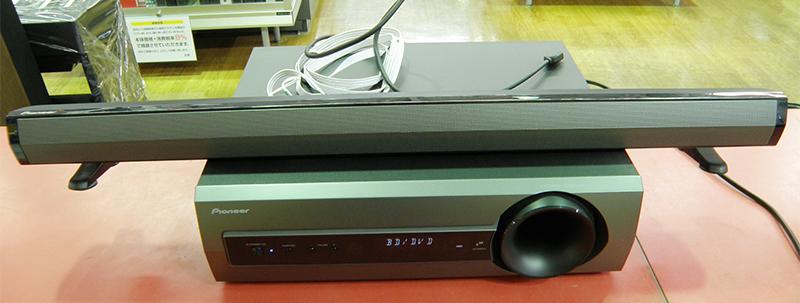 Pioneer 3.1chサウンドバーシステム  ハードオフ安城店