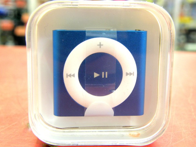 Apple iPod shuffle 第5世代 MD775J/A 2GB | ハードオフ安城店