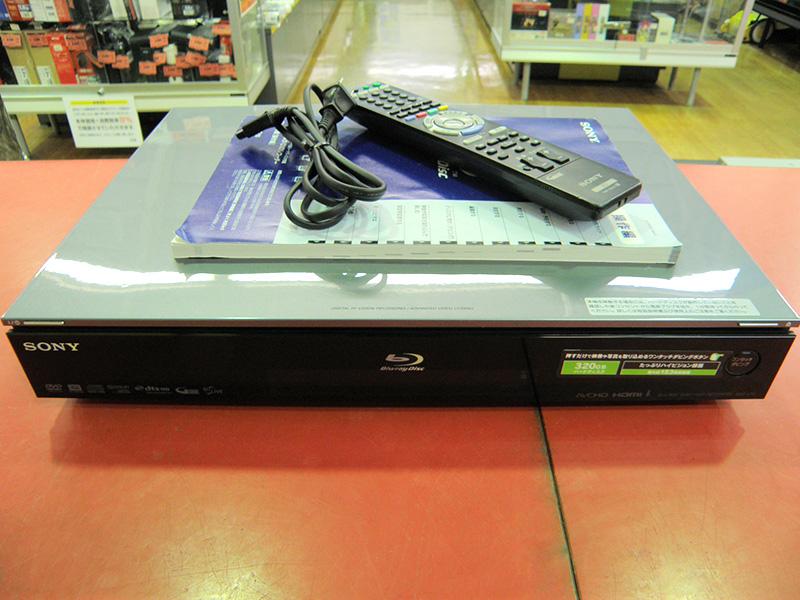 SONY BDレコーダー BDZ-L55 | ハードオフ安城店
