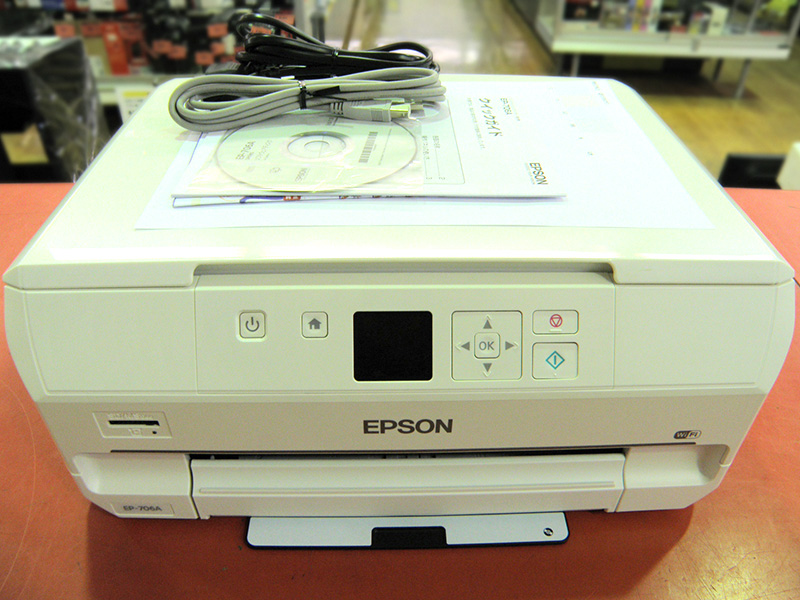 EPSON 複合機プリンタ EP-706A | ハードオフ安城店