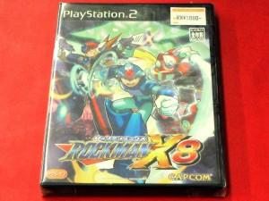 PS2 ROCKMAN X8(ロックマンエックス8) | ハードオフ西尾店