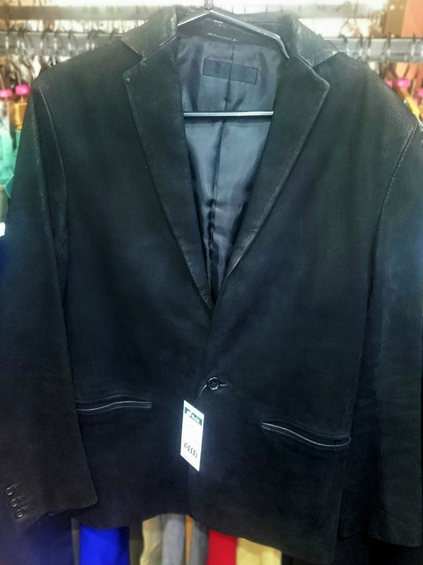 パラノイド レザージャケット Mサイズ | オフハウス西尾店