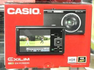 CASIO ゴルファー向けデジタルカメラ EX-FC500S | ハードオフ西尾店