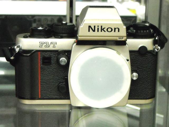 Nikon フィルムカメラボディ F3T HP | ハードオフ西尾店