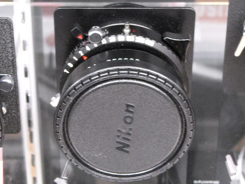 Nikon 大判レンズ NIKKOR-W 210mm F5.6 | ハードオフ西尾店