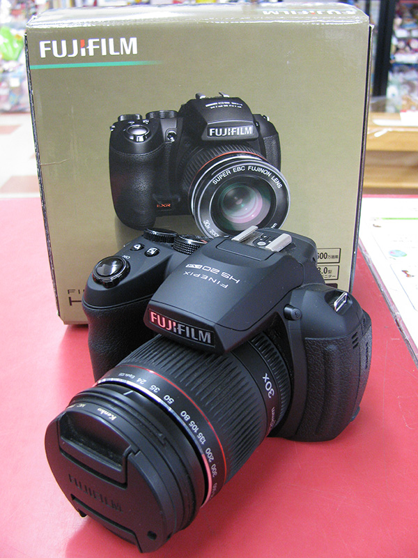 FUJITSU デジタルカメラ FINE PIX HS20EXR | ハードオフ三河安城店
