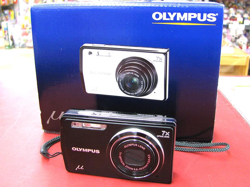 OLYMPUS デジタルカメラ μ-7000 | ハードオフ三河安城店