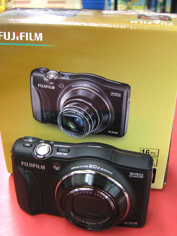 FUJIFILM デジタルカメラ FINE PIX F750EXR | ハードオフ三河安城店