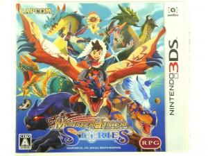 3DS モンスターハンター ストーリーズ | ハードオフ安城店