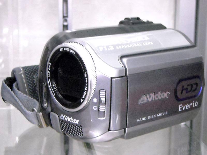 VICTOR デジタルビデオカメラ GZ-MG275 | ハードオフ西尾店