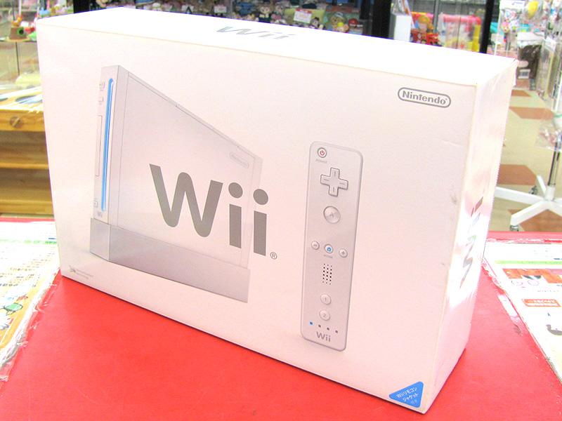 Nintendo Wii RVL-001 入荷しました。 | ハードオフ三河安城店
