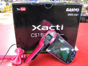 SANYO デジタルムービーカメラ DMX-CS1 | ハードオフ三河安城店
