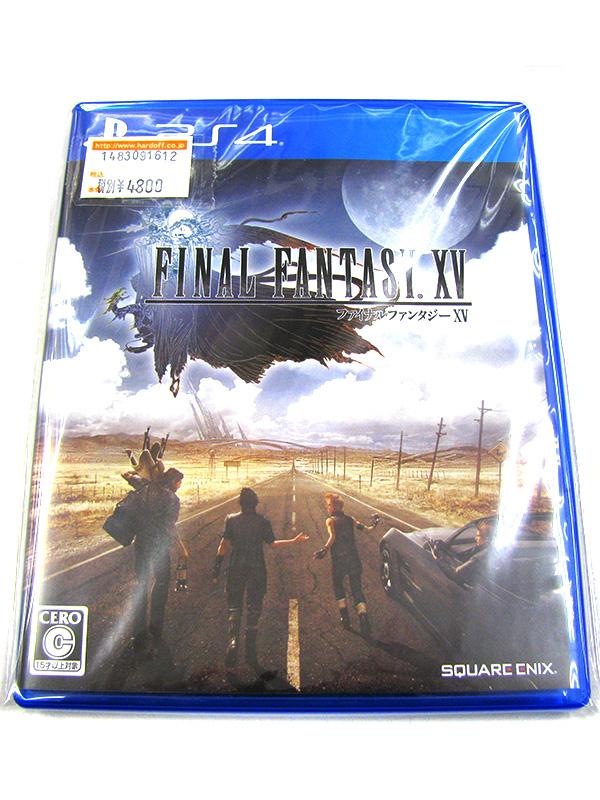 PS4 FINAL FANTASY XV | ハードオフ三河安城店
