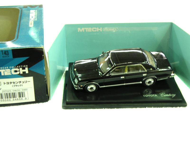 MTECH 1/43 トヨタ センチュリー ブラック | ハードオフ安城店