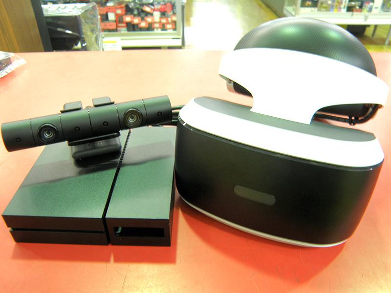 PlayStation VR PlayStation Camera同梱版   ハードオフ安城店