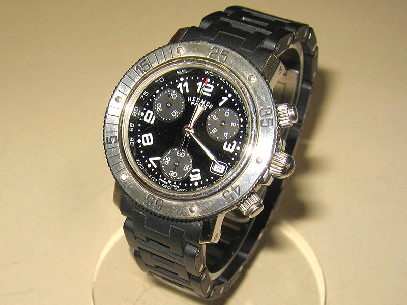 HERMES 腕時計 クリッパーダイバークロノ | オフハウス三河安城店