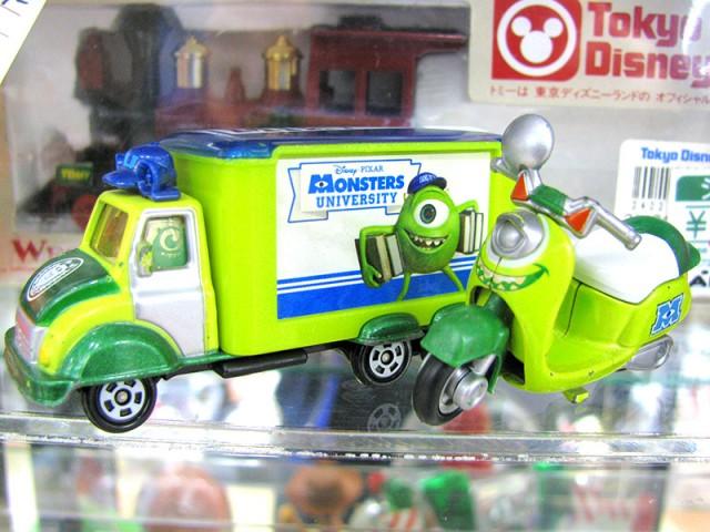 トミカ Disney・Pixarモータース マイク | ハードオフ三河安城店