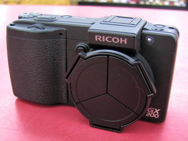 RICOH デジタルカメラ GX200 | ハードオフ三河安城店