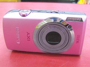 Canon デジタルカメラ IXY10S | ハードオフ三河安城店