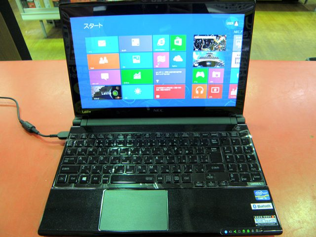 NEC ノートパソコン LaVie M PC-LM550LS6B | ハードオフ安城店