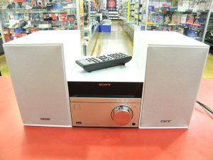 SONY マルチコネクトコンポ CMT-SBT40 | ハードオフ安城店