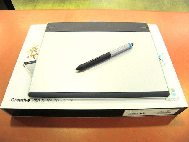 WACOM ペンタブレット Intuos Comic CTH-680/S1 | ハードオフ安城店