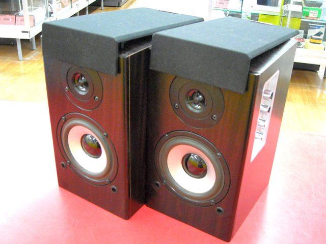 Owltech アンプ内蔵スピーカー 木の音 OWL-SPWL22 | ハードオフ西尾店
