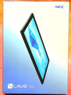 NEC タブレット端末 LAVIE Tab THY-B0SD17032 | ハードオフ西尾店