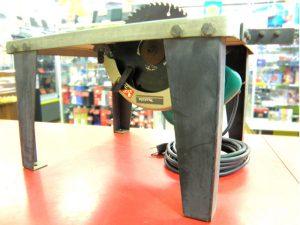 マキタ 電気マルノコ スタンド付き M560 | ハードオフ安城店