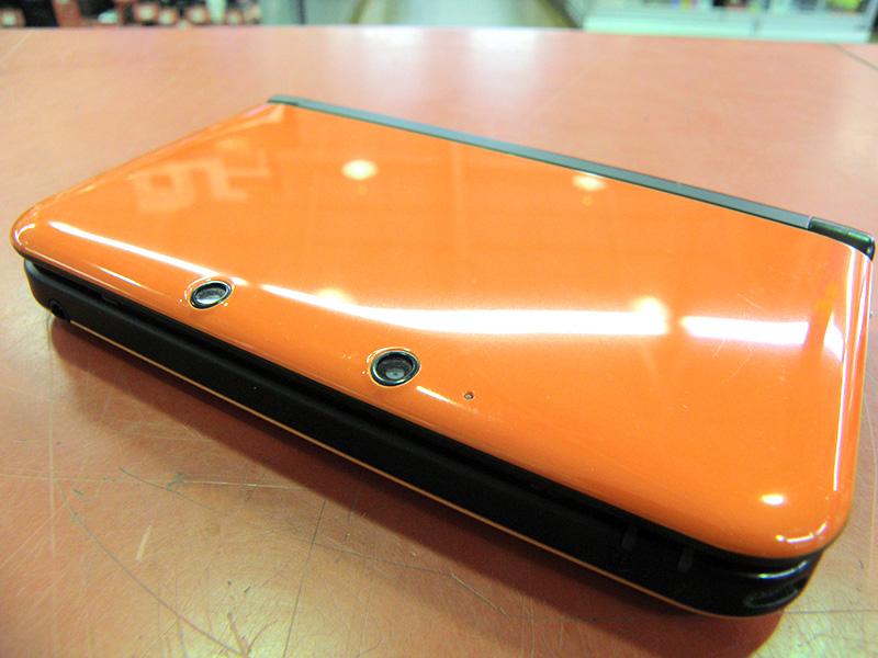 Nintendo 3DS LL オレンジ×ブラック   ハードオフ安城店