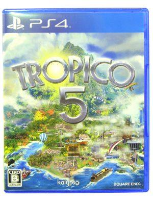 PS4 TROPICO(トロピコ) 5 | ハードオフ安城店