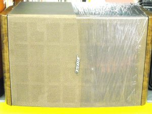 BOSE スピーカー(ペア) MODEL 121 横型 | ハードオフ西尾店