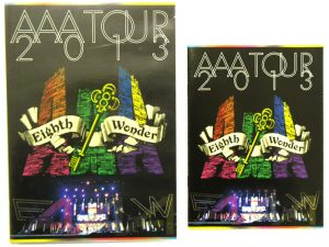 DVD AAA TOUR 2013 Eighth Wonder | ハードオフ安城店
