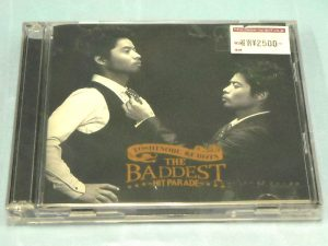 CD 久保田利伸 THE BADDEST~HIT PARADE~ | ハードオフ西尾店