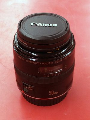 CANON レンズ MACRO EF 50mm 1:2.5| ハードオフ豊田上郷店